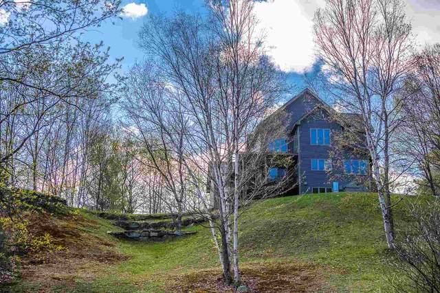 46 Wemple Knoll Road, Bridgewater, VT 05035 (MLS #4855263) :: Signature Properties of Vermont