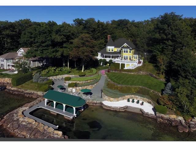 270 Edgewater Drive, Gilford, NH 03249 (MLS #4855285) :: Keller Williams Coastal Realty