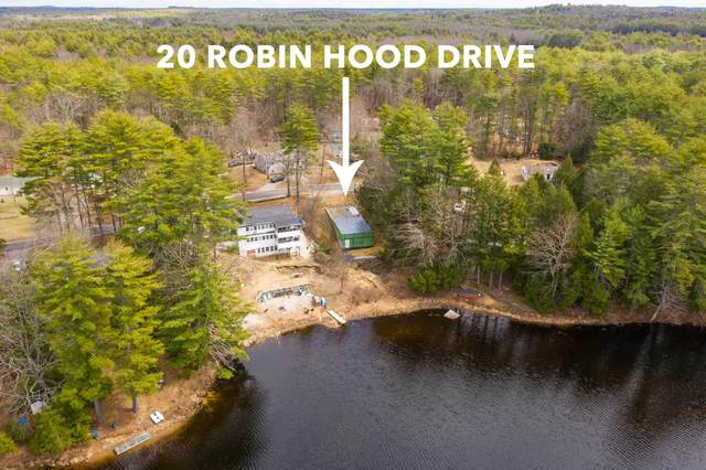 20 Robin Hood Drive, Nottingham, NH 03290 (MLS #4855286) :: Cameron Prestige