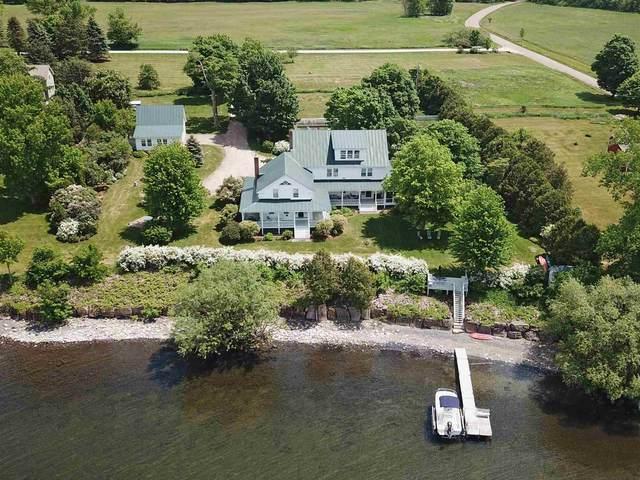 1 Adams Landing Road Extension, Grand Isle, VT 05458 (MLS #4855393) :: Signature Properties of Vermont