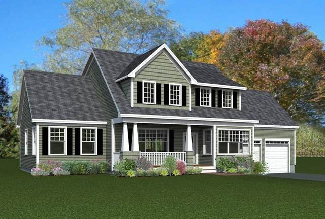 0 Banfield Road #8, Portsmouth, NH 03801 (MLS #4855438) :: The Hammond Team