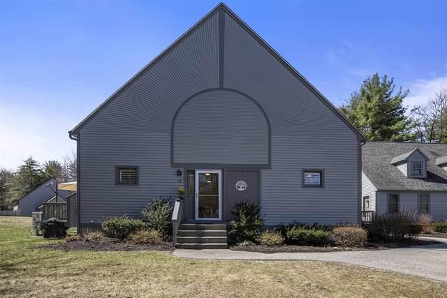 112 Glengarry Drive, Stratham, NH 03885 (MLS #4855448) :: Signature Properties of Vermont