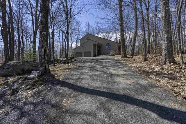 22 Slalom Drive, Grantham, NH 03753 (MLS #4855513) :: Signature Properties of Vermont