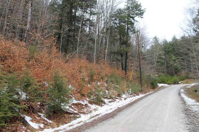 Lot 1-25 Madison Brook Lane Lot 1-25, Stockbridge, VT 05772 (MLS #4855533) :: Signature Properties of Vermont