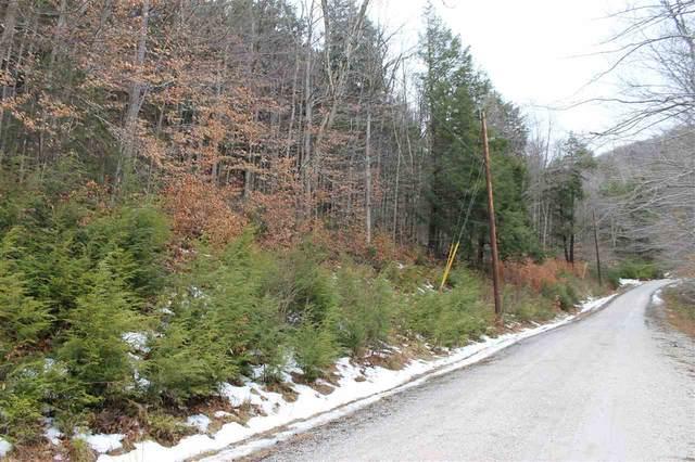 Lot 1-26 Madison Brook Lane Lot 1-26, Stockbridge, VT 05772 (MLS #4855536) :: Signature Properties of Vermont