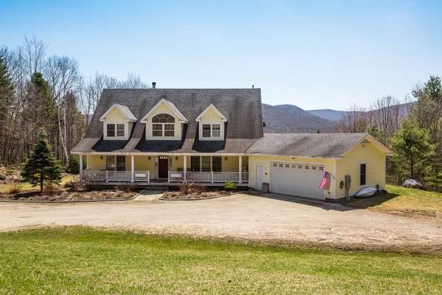 628 Deer Brook Way, Woodstock, VT 05091 (MLS #4855582) :: Signature Properties of Vermont