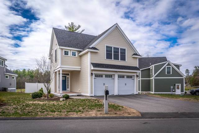 13 Daybreak Drive, Newmarket, NH 03857 (MLS #4855599) :: Keller Williams Realty Metropolitan