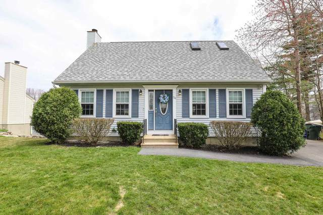 114 Eastwind Drive, Manchester, NH 03104 (MLS #4855681) :: Team Tringali