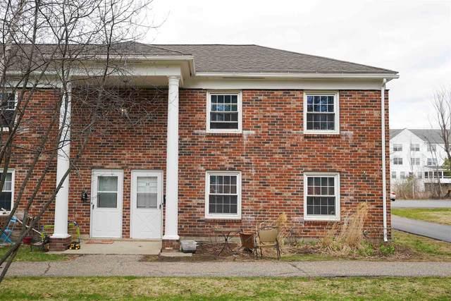 425 Dorset Street #25, South Burlington, VT 05403 (MLS #4855684) :: Signature Properties of Vermont