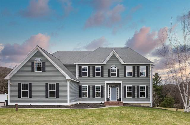200 Greystone Estates, Richmond, VT 05477 (MLS #4855860) :: The Gardner Group