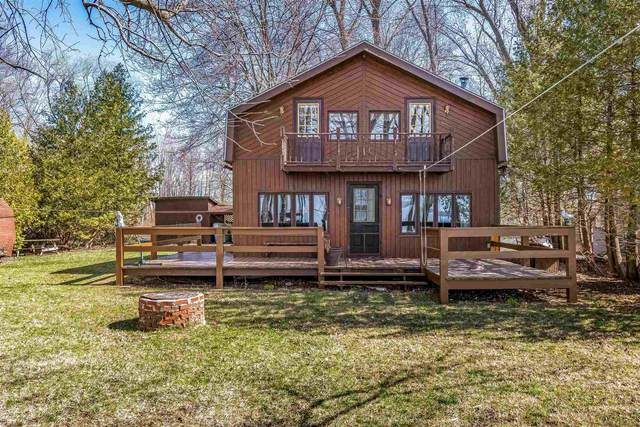 81 Mud Point, Alburgh, VT 05440 (MLS #4855964) :: Hergenrother Realty Group Vermont
