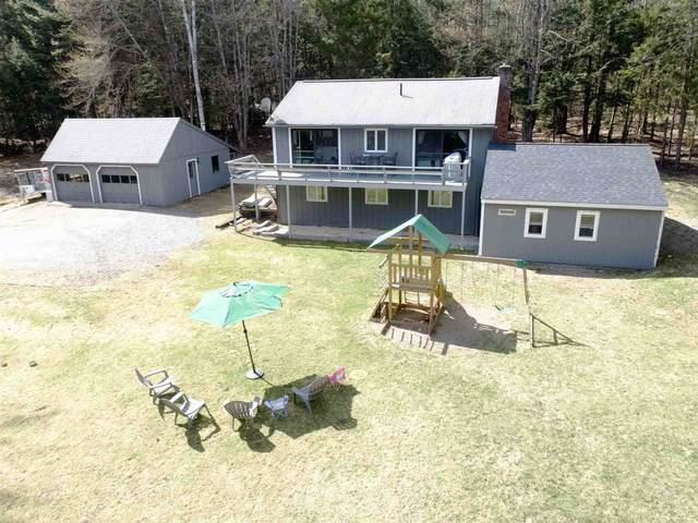 160 Lower Moulton Lane, Stowe, VT 05672 (MLS #4856035) :: The Gardner Group