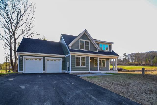 10 Whitely Drive #14, Dover, NH 03820 (MLS #4856059) :: Keller Williams Realty Metropolitan
