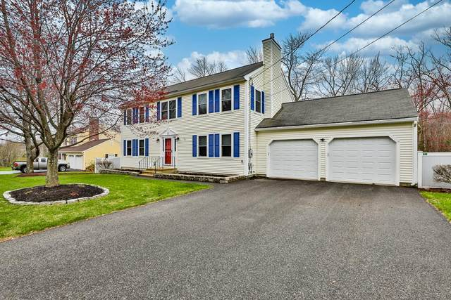 212 Currier Drive, Manchester, NH 03104 (MLS #4856085) :: Team Tringali