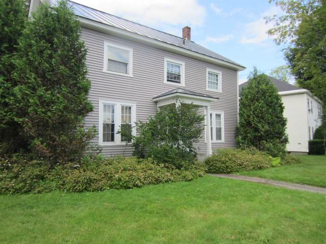 49 Lebanon Street, Hanover, NH 03755 (MLS #4856129) :: Hergenrother Realty Group Vermont