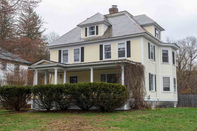 101 College Street, Montpelier, VT 05602 (MLS #4856130) :: Signature Properties of Vermont