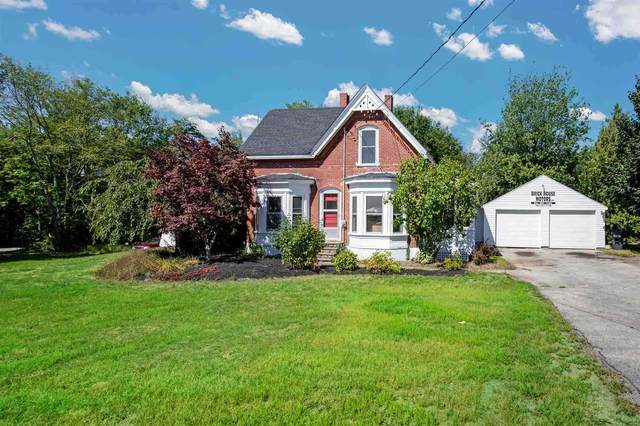 398 Route 125, Brentwood, NH 03833 (MLS #4856137) :: Signature Properties of Vermont