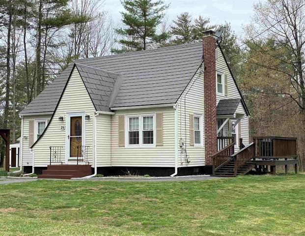 29 Spencer Avenue, Claremont, NH 03743 (MLS #4856212) :: Signature Properties of Vermont