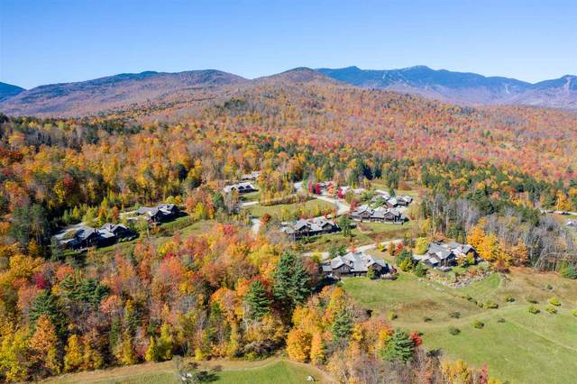 362 Villa Drive #607, Stowe, VT 05672 (MLS #4856230) :: The Gardner Group