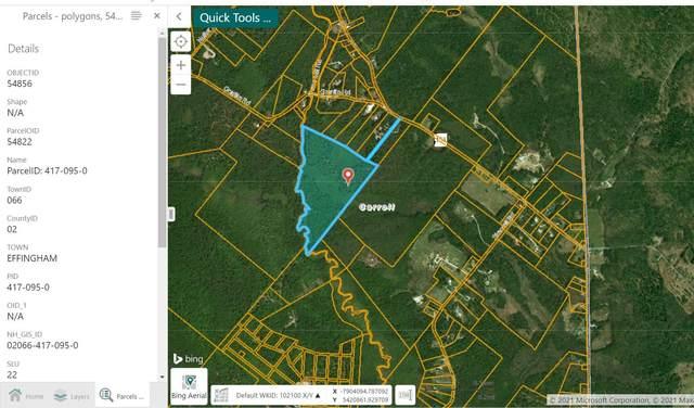 Province Lake Road, Effingham, NH 03882 (MLS #4856254) :: Lajoie Home Team at Keller Williams Gateway Realty