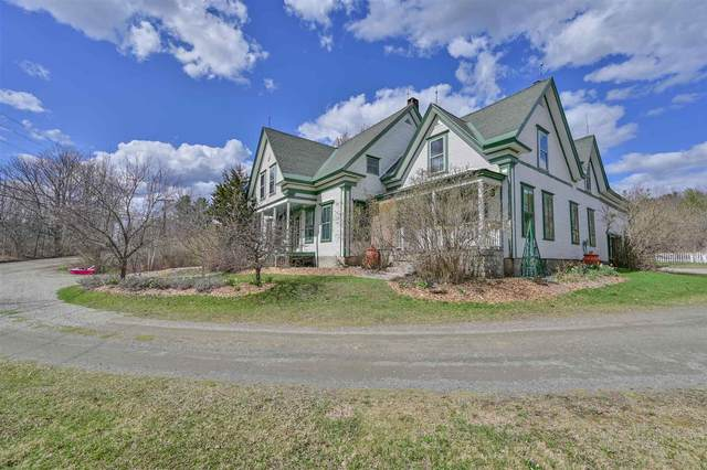 546 Anderson Road, Barre Town, VT 05641 (MLS #4856258) :: Signature Properties of Vermont