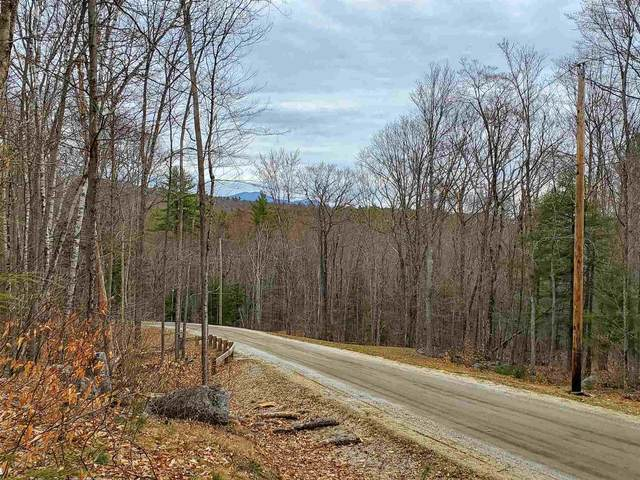 Lot 15 0 Buzzell Ridge Road #14, Sandwich, NH 03227 (MLS #4856272) :: Lajoie Home Team at Keller Williams Gateway Realty