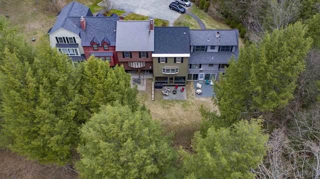 824 Hard Road A2, Hartford, VT 05059 (MLS #4856275) :: Signature Properties of Vermont