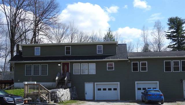 614 St. Pierre Road, Fairfield, VT 05455 (MLS #4856318) :: Hergenrother Realty Group Vermont