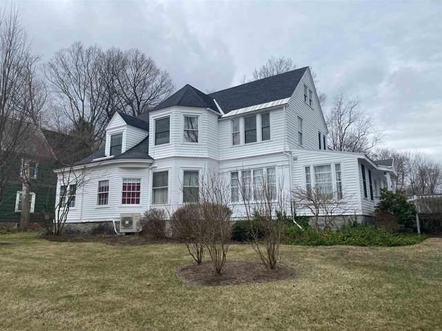 209 Washington Avenue, Bennington, VT 05201 (MLS #4856332) :: Signature Properties of Vermont