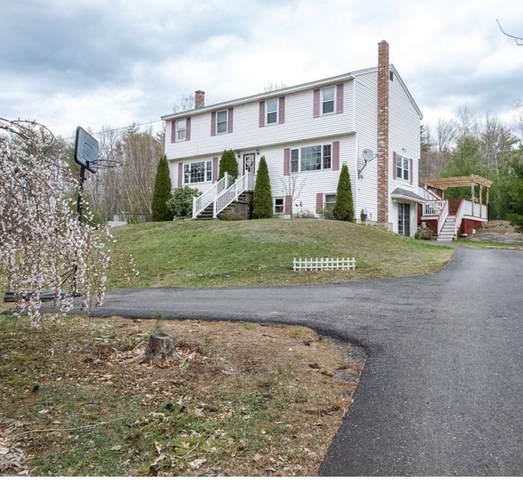 9 Colonial Drive B, Raymond, NH 03077 (MLS #4856346) :: Keller Williams Realty Metropolitan