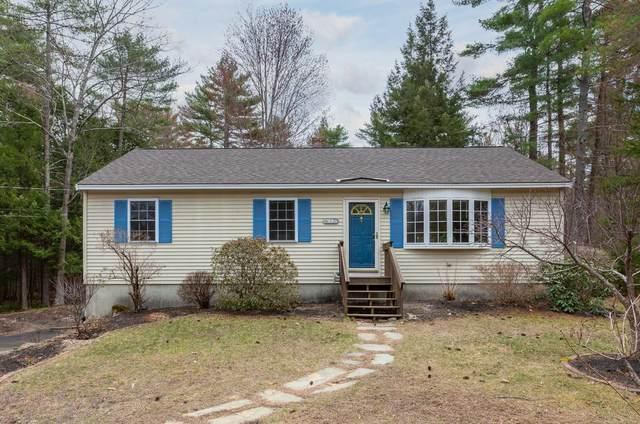 16 Susan Drive, Moultonborough, NH 03254 (MLS #4856370) :: Signature Properties of Vermont