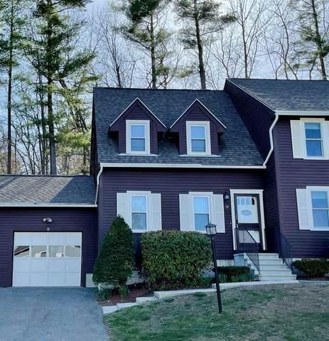 11 Greenough Road #18, Plaistow, NH 03865 (MLS #4856373) :: Keller Williams Realty Metropolitan