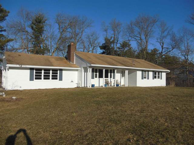 147 Rolling Acres, Middlebury, VT 05753 (MLS #4856376) :: Hergenrother Realty Group Vermont