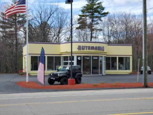 1378 Hooksett Road, Hooksett, NH 03106 (MLS #4856413) :: Keller Williams Realty Metropolitan