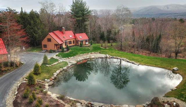 410 Moulton Lane, Stowe, VT 05672 (MLS #4856434) :: The Gardner Group