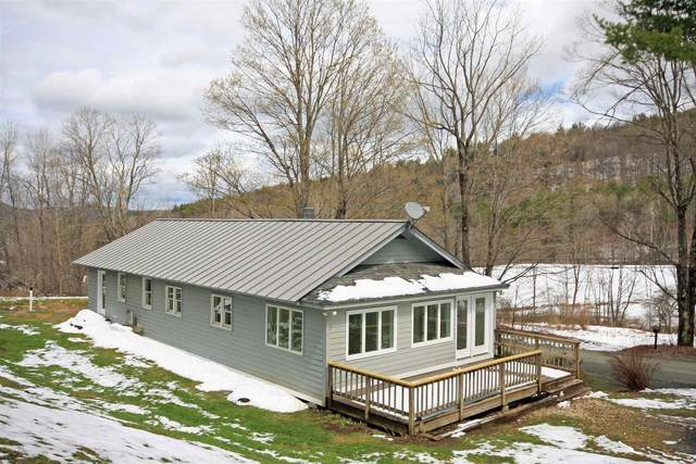 1079 Fletcher Hill Road, Woodstock, VT 05091 (MLS #4856445) :: Hergenrother Realty Group Vermont