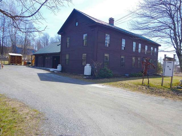 1102 Main N Street, Bakersfield, VT 05441 (MLS #4856470) :: Hergenrother Realty Group Vermont