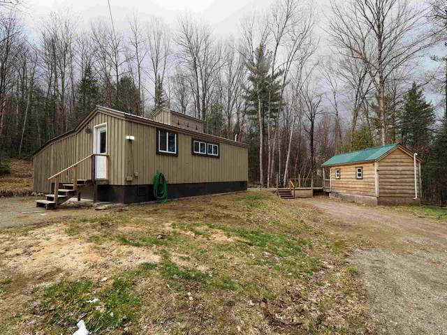 444 Peak Road, Wheelock, VT 05851 (MLS #4856489) :: The Gardner Group