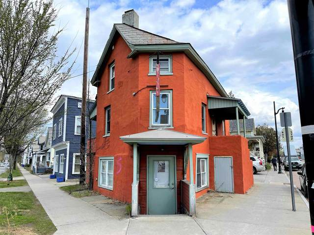 204 North Street, Burlington, VT 05401 (MLS #4856490) :: The Gardner Group