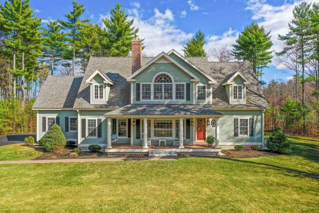 101 Turner Way, Laconia, NH 03246 (MLS #4856530) :: Signature Properties of Vermont