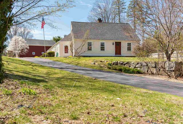 64 N Amherst Road, Bedford, NH 03110 (MLS #4856537) :: Jim Knowlton Home Team