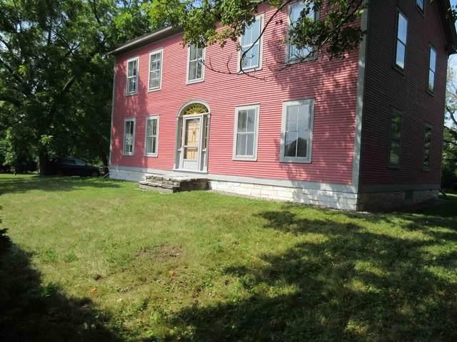 20 Main Street, Whiting, VT 05778 (MLS #4856538) :: The Gardner Group