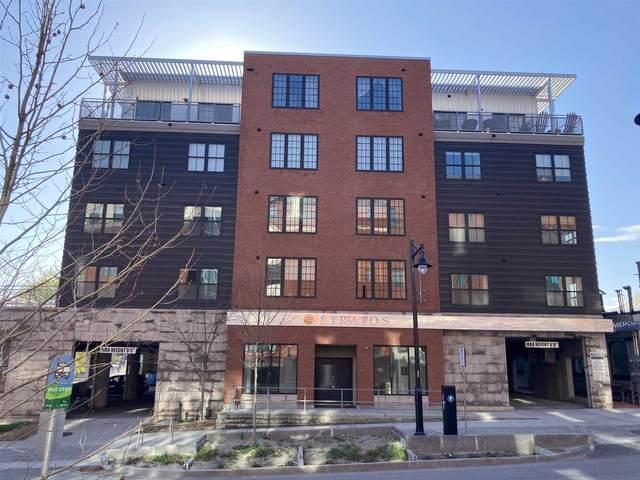193 Saint Paul Street #408, Burlington, VT 05401 (MLS #4856539) :: The Gardner Group