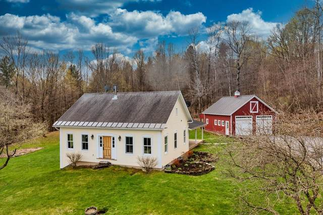 4411 Munger Street, New Haven, VT 05472 (MLS #4856600) :: Hergenrother Realty Group Vermont