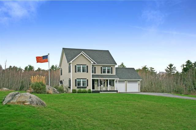 35 Frost Lane, Fremont, NH 03044 (MLS #4856677) :: Signature Properties of Vermont