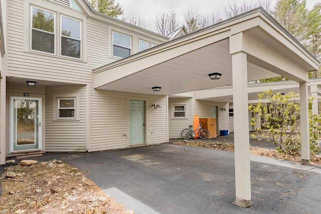 40 Wolf Road #32, Lebanon, NH 03766 (MLS #4856701) :: Hergenrother Realty Group Vermont