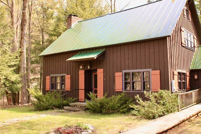 1 Lower Plains Road, Middlebury, VT 05740 (MLS #4856770) :: Hergenrother Realty Group Vermont
