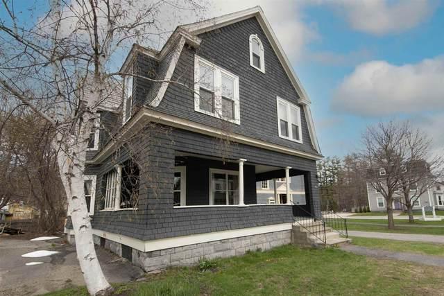 46 Pleasant Street, Ludlow, VT 05149 (MLS #4856781) :: Lajoie Home Team at Keller Williams Gateway Realty