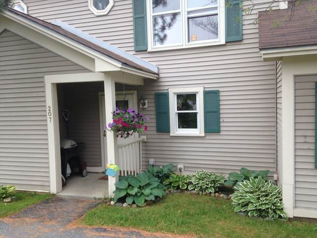 200 Acorn Drive #207, Waterbury, VT 05676 (MLS #4856800) :: Hergenrother Realty Group Vermont