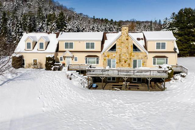 768 North Calais Road, Calais, VT 05650 (MLS #4856809) :: Hergenrother Realty Group Vermont